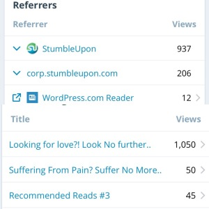 increase site traffic  with stumbleupon