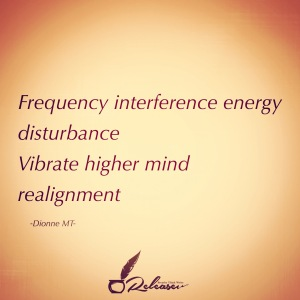 Energy is everything. Vibrate higher
